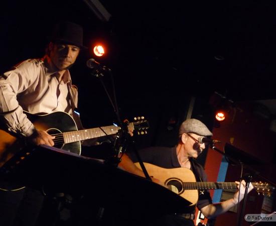 5 /21 - Deep River en concert au Clou du Spectacle de Nancy