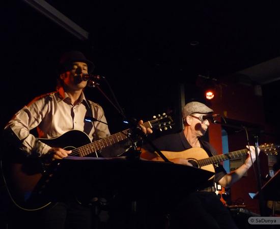 6 /21 - Deep River en concert au Clou du Spectacle de Nancy