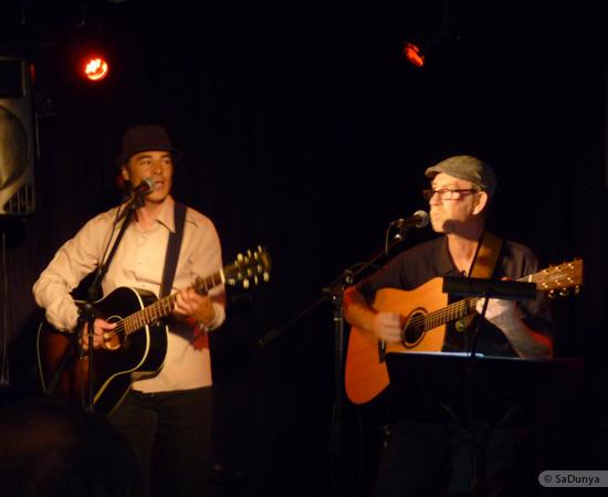 8 /21 - Deep River en concert au Clou du Spectacle de Nancy