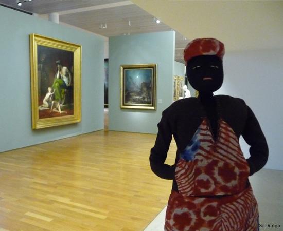 Doggy au Musée des Beaux-Arts de Nancy (France) avec Jean Prouvé - 2/12