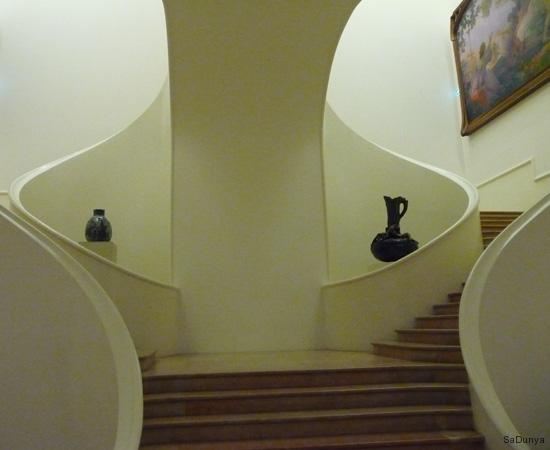 Doggy au Musée des Beaux-Arts de Nancy (France) avec Jean Prouvé - 6/12