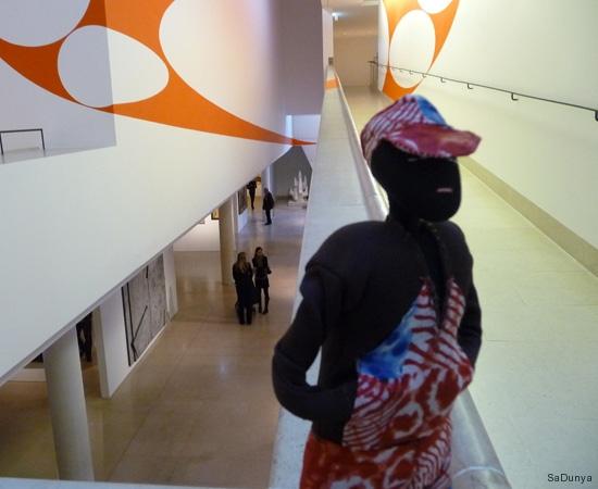 Doggy au Musée des Beaux-Arts de Nancy (France) avec Jean Prouvé - 9/12