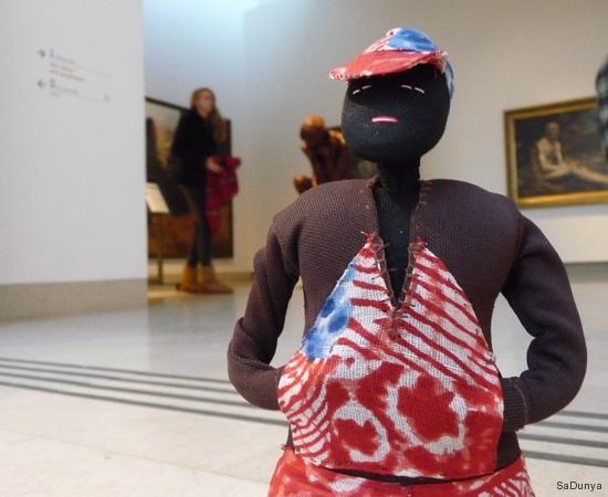 Doggy au Musée des Beaux-Arts de Nancy (France) avec Jean Prouvé - 10/12