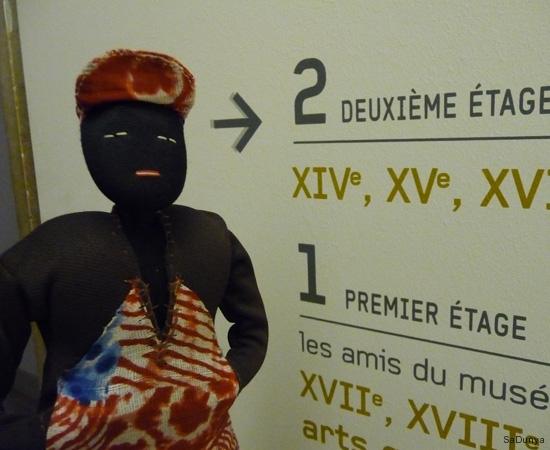 Doggy au Musée des Beaux-Arts de Nancy (France) avec Jean Prouvé - 11/12
