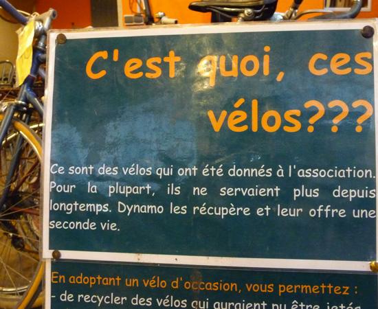 4 /8 - Dynamo l\'atelier participatif du vélo