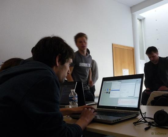 6 /10 - Etienne Bondot au Startup Weekend de Nancy