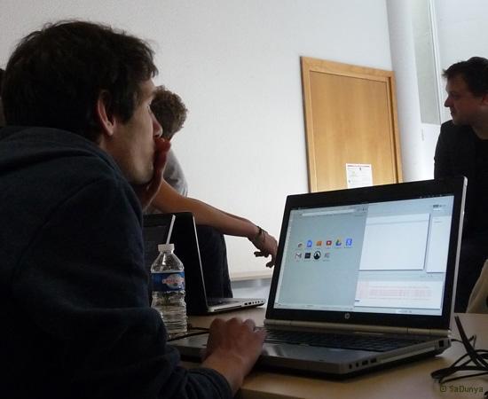 7 /10 - Etienne Bondot au Startup Weekend de Nancy