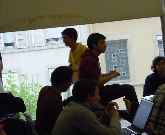 9 /10 - Etienne Bondot au Startup Weekend de Nancy