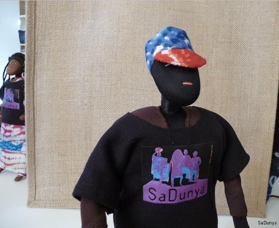 Les t-shirts SaDunya sur la famille Ndiaye - 9/11