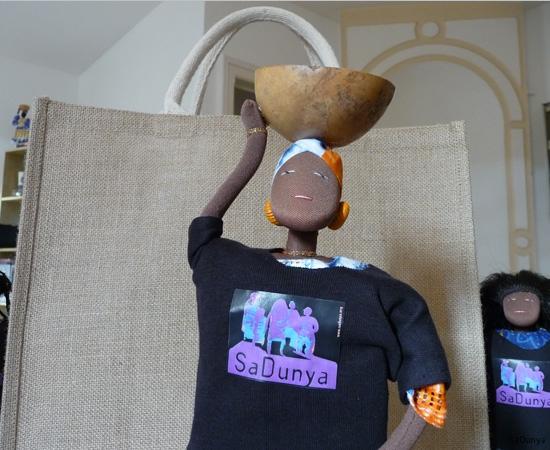 Les t-shirts SaDunya sur la famille Ndiaye - 11/11
