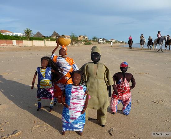 5 /8 - La famille Ndiaye de SaDunya à Somone