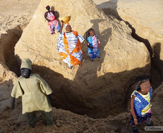 8 /8 - La famille Ndiaye de SaDunya à Somone