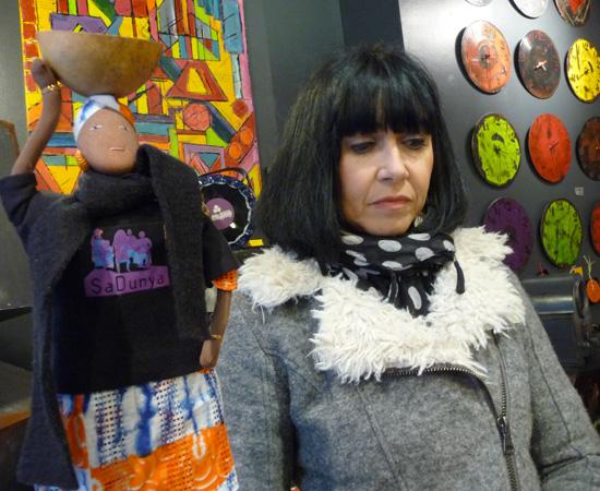 11 /11 - La Femme-Tiroirs de Nancy