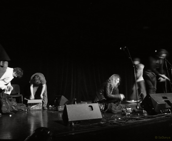 1 /23 - Installation de Fergessen au Tremplin de la chanson