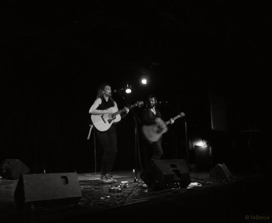 13 /23 - Installation de Fergessen au Tremplin de la chanson