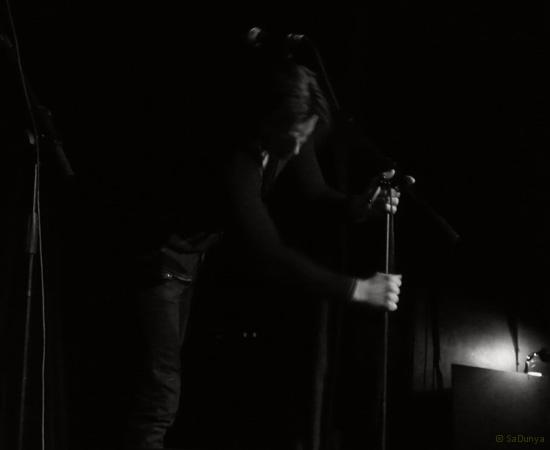 9 /23 - Installation de Fergessen au Tremplin de la chanson