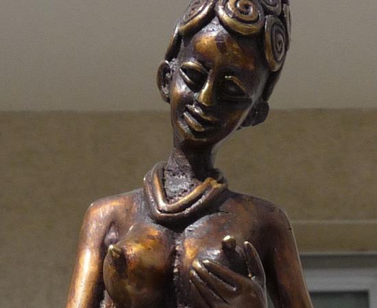 Les Femmes bronze de Tiendrebeogo - 2/16
