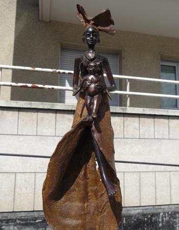 Les Femmes bronze de Tiendrebeogo - 5/16