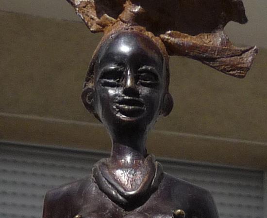 Les Femmes bronze de Tiendrebeogo - 6/16