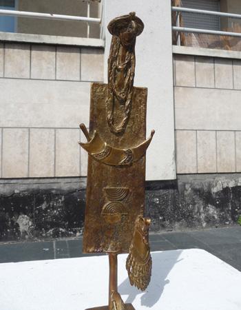 Les Femmes bronze de Tiendrebeogo - 11/16