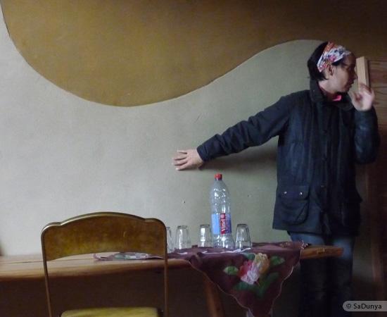 12 /15 - Visite guidée au Hameau des Buis