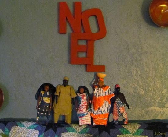 La Famille Ndiaye fête Noël à Indiana aux USA - 6/21