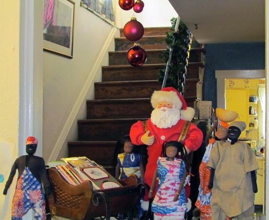 La Famille Ndiaye fête Noël à Indiana aux USA - 8/21