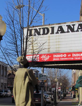 La Famille Ndiaye fête Noël à Indiana aux USA - 12/21
