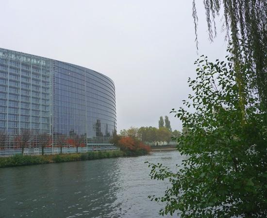 Les institutions européennes à Strasbourg, France - 1/11