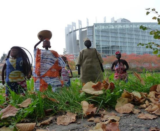 Les institutions européennes à Strasbourg, France - 2/11