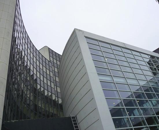 Les institutions européennes à Strasbourg, France - 7/11