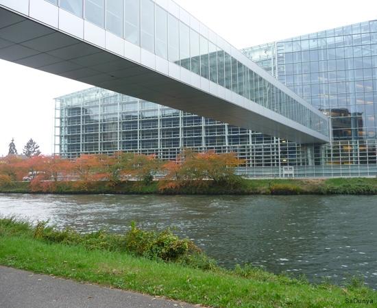 Les institutions européennes à Strasbourg, France - 10/11