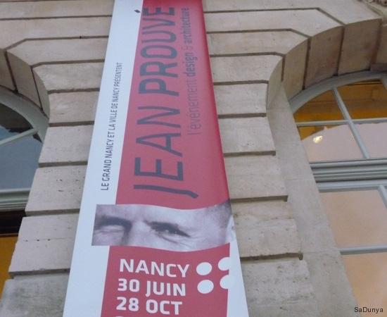 Jean Prouvé au Musée des Beaux-Arts de Nancy - 12/15