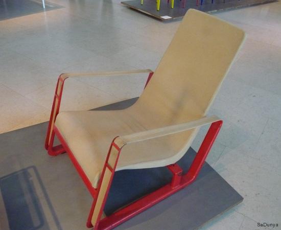 Jean Prouvé au Musée des Beaux-Arts de Nancy - 8/15