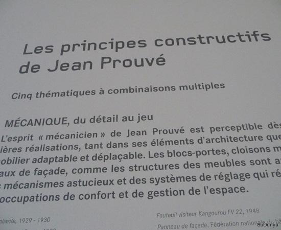 Jean Prouvé au Musée des Beaux-Arts de Nancy - 5/15