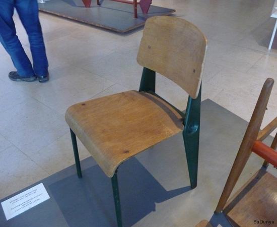 Jean Prouvé au Musée des Beaux-Arts de Nancy - 1/15