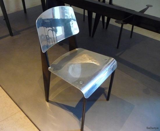 Jean Prouvé au Musée des Beaux-Arts de Nancy - 15/15