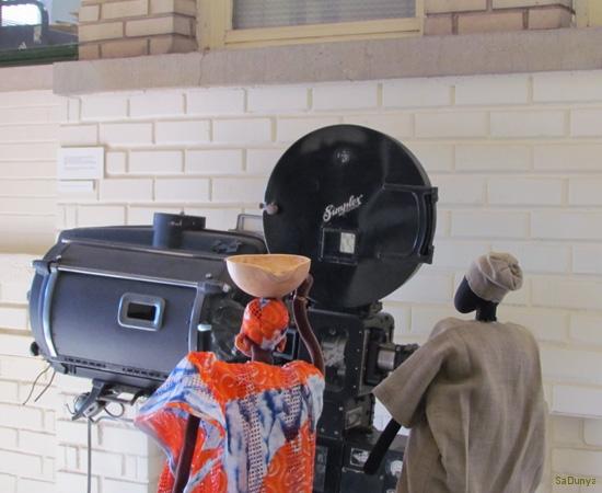 La famille Ndiaye en visite à Indiana aux USA - 12/15