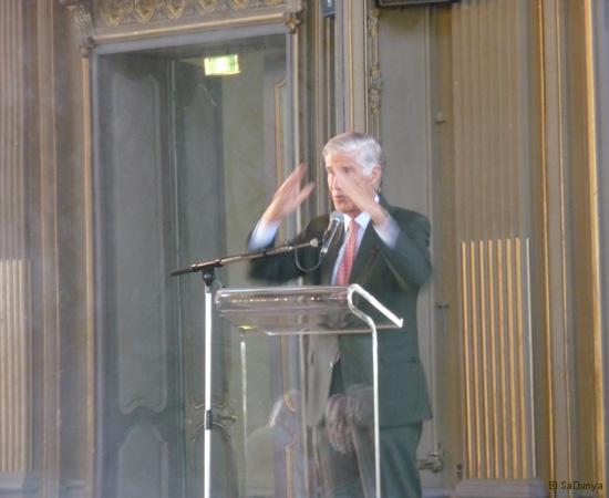 10 /18 - Rencontre avec Joël De Rosnay