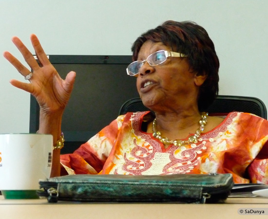 6 /10 - Black stories 101 by Judith Brown