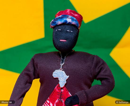 Doggy de SaDunya aime l'Afrique