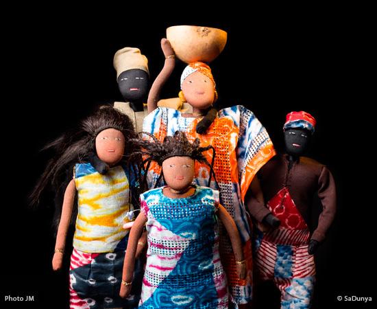 La famille SaDunya