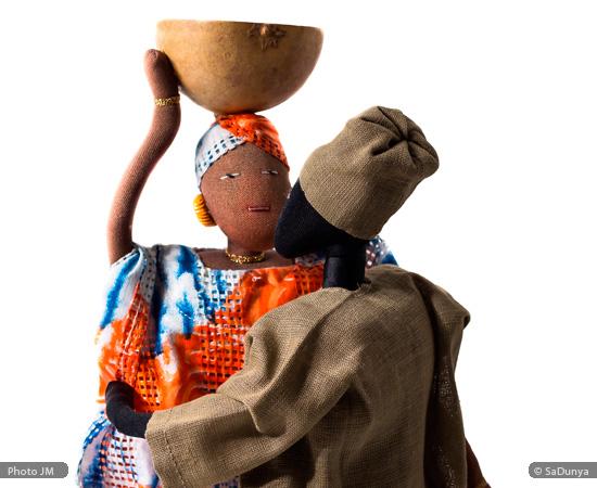 Fatoumata et Assane de SaDunya