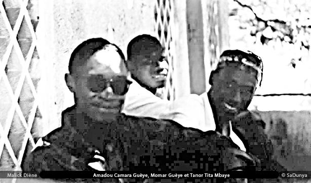 Malick Diène - Tanor, Camara guéye et Momar