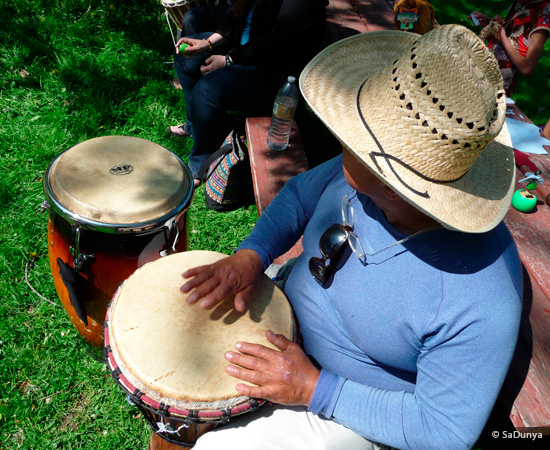 Open Community Drum Circle - 15 /20