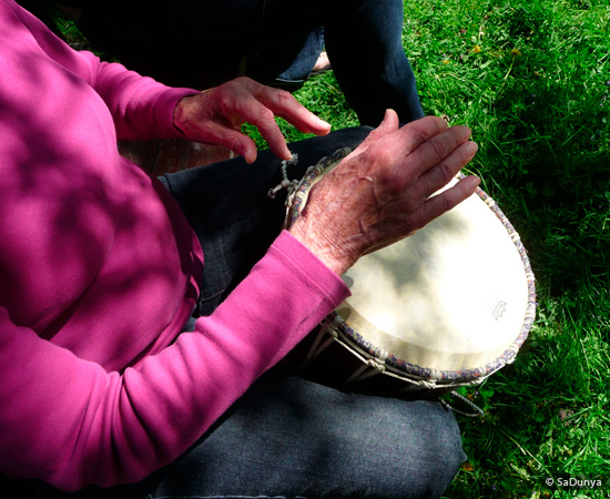 Open Community Drum Circle - 17 /20
