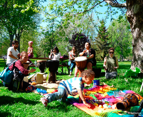 Open Community Drum Circle - 19 /20