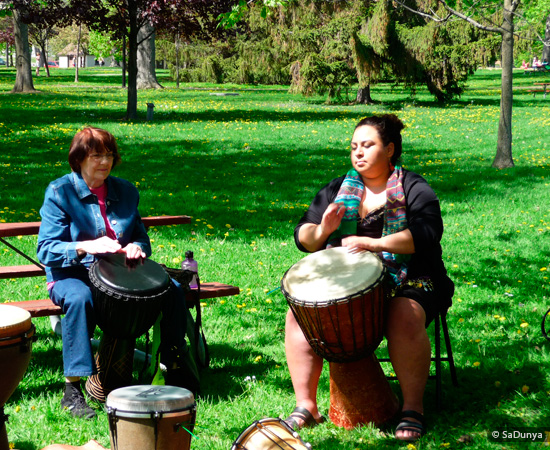 Open Community Drum Circle - 2 /20