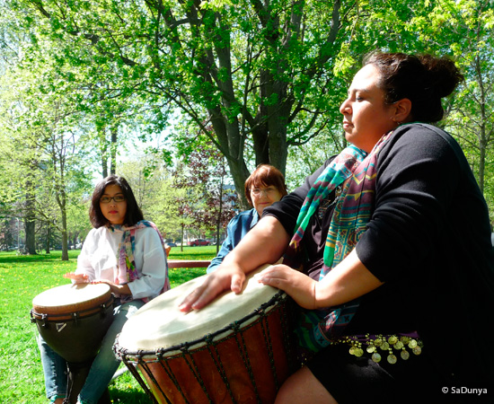 Open Community Drum Circle - 3 /20