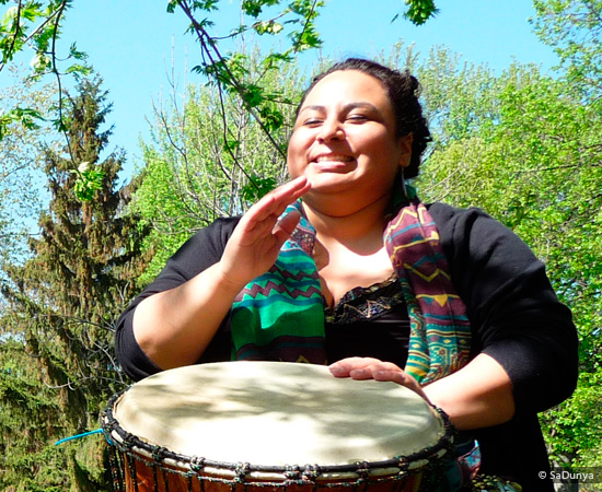 Open Community Drum Circle - 4 /20